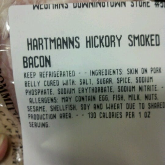 Photo taken at Wegmans by Tracy M. on 7/26/2012