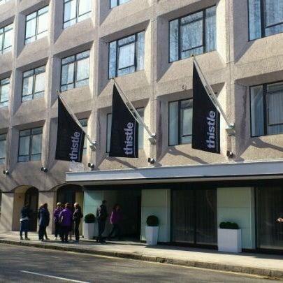 Thistle Euston Hotel London