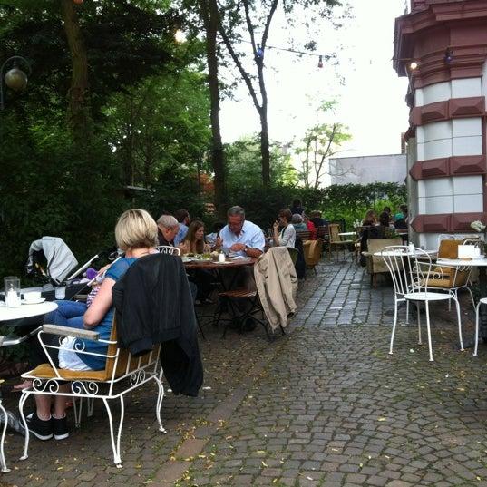 Das Foto wurde bei Café Maingold von Hans-Jürgen am 7/18/2012 aufgenommen