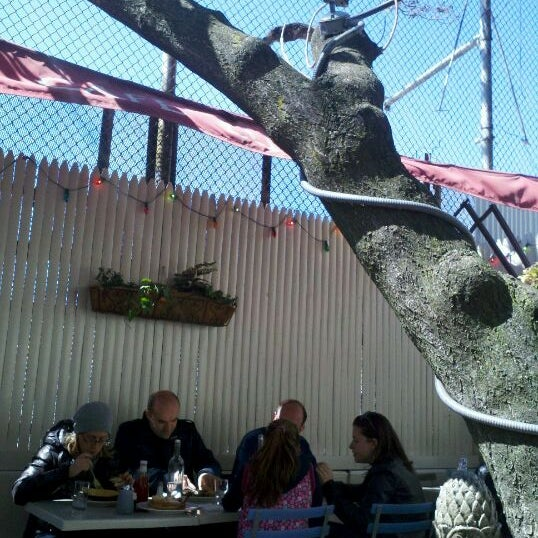 Photo taken at Cafe Luluc by Michelle H. on 4/29/2012