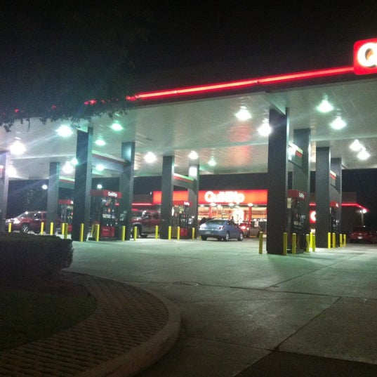 Photo taken at QuikTrip by Rishawn D. on 6/17/2012