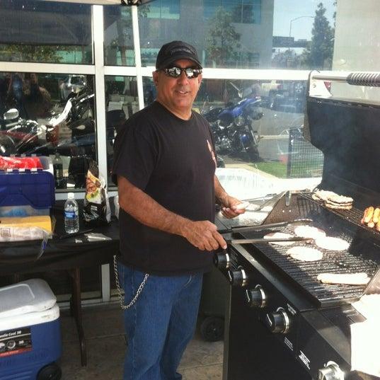 Photo taken at Orange County Harley-Davidson by Robert A. on 4/7/2012