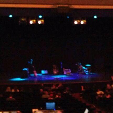 Photo taken at Lisner Auditorium by Herman A. on 11/27/2011