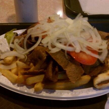 Oakland Gyros Greek Food Menu