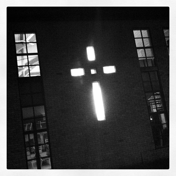 Photo taken at Hitchin Christian Centre by Daniel S. on 11/4/2011