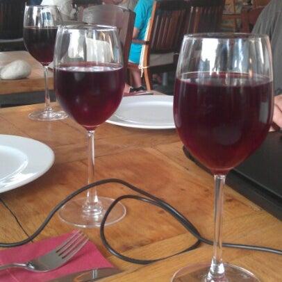 7/15/2012 tarihinde Can I.ziyaretçi tarafından Uno Restaurant'de çekilen fotoğraf