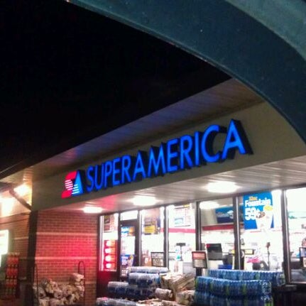 Superamerica gas station coupons