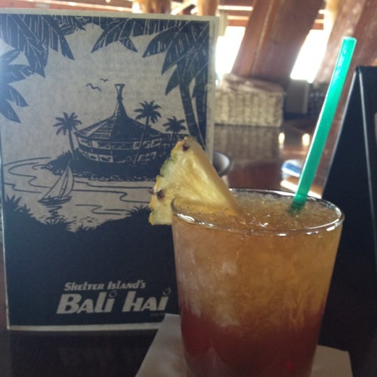 Photo taken at Bali Hai Restaurant by Alison W. on 8/21/2012