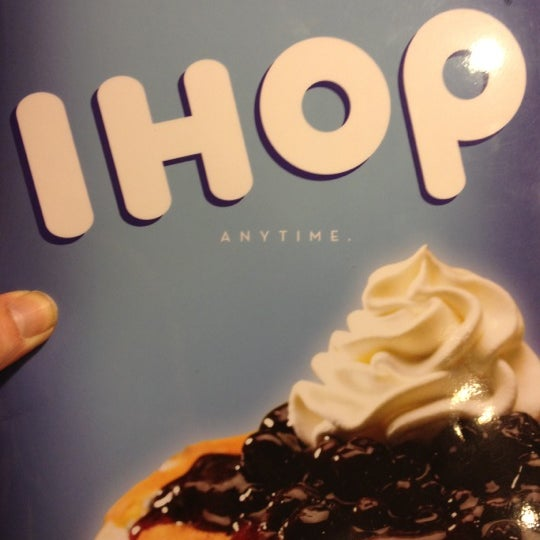 Photo taken at IHOP by Paul D. on 4/11/2012