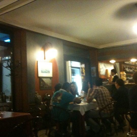 Foto scattata a Ristorante La Terrazza da Coltrinari A. il 7/23/2011