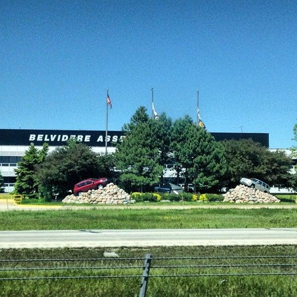 Chrysler Belvidere Assembly Plant