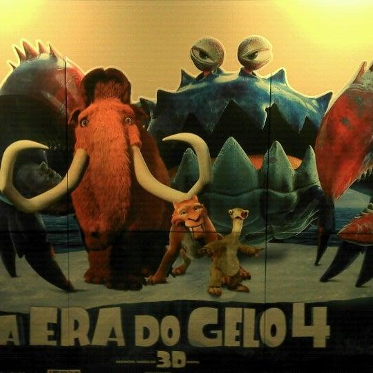 Photo taken at Cinespaço Beiramar by Hiedo F. on 6/29/2012