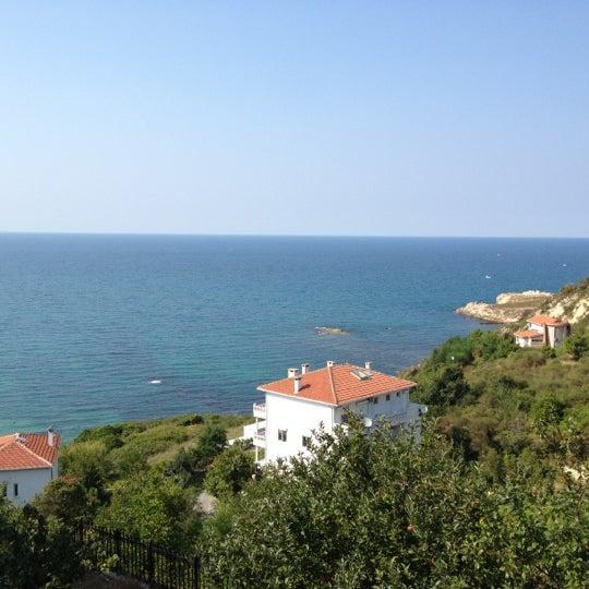8/14/2012 tarihinde Emirziyaretçi tarafından Karaburun Plajı'de çekilen fotoğraf