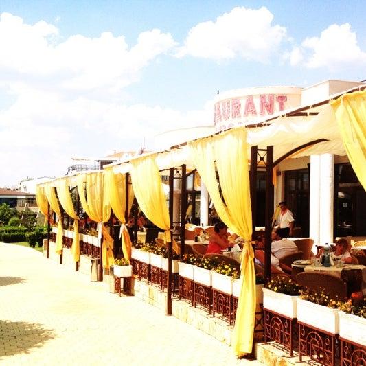 Photo taken at Diamond Restaurant by Mari on 7/28/2012