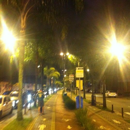Photo taken at Avenida Presidente Kennedy by Kelsei A. on 4/27/2012