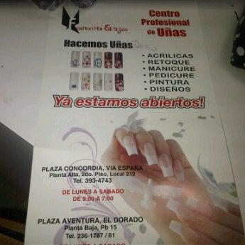 Centro profesional de uñas