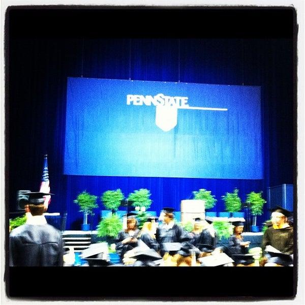 Photo taken at Bryce Jordan Center by Maddie P. on 5/5/2012