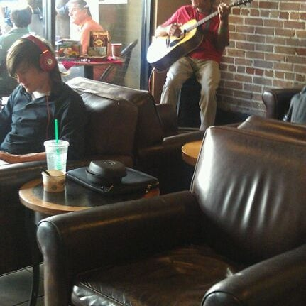 Photo taken at Starbucks by Ashley N. on 12/21/2011