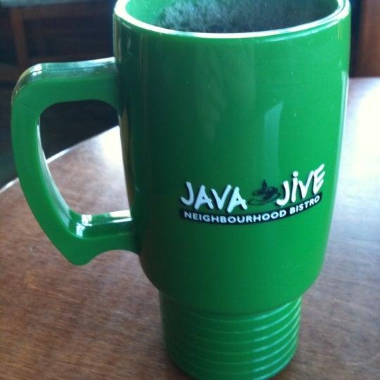 Photo taken at Java Jive by Jayson U. on 4/7/2011