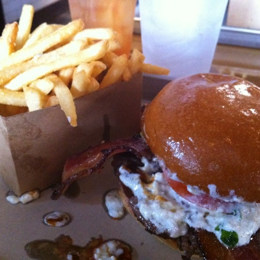 Photo taken at Chop House Burger by Scott V. on 3/2/2012