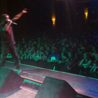 Photo taken at The Rialto Theatre by Reuben M. on 11/13/2011