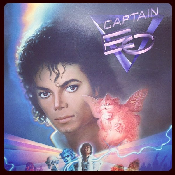 Photo taken at Captain EO by Mike S. on 10/19/2011