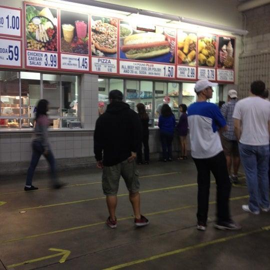 Costco Food Court La Mesa