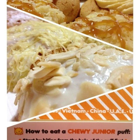Photo taken at Chewy Junior by Kaye . on 8/28/2012