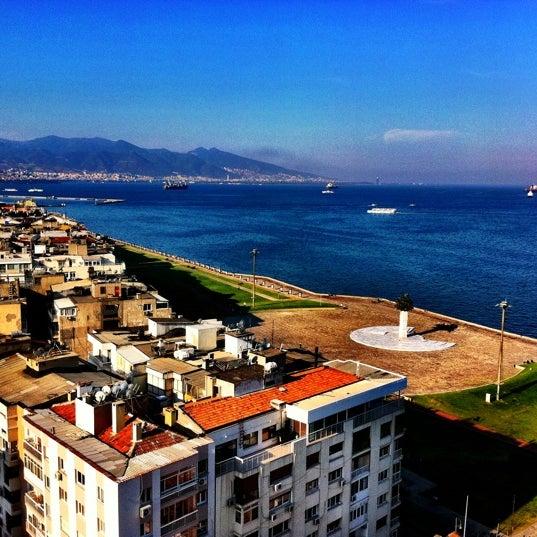 9/24/2011 tarihinde Omur G.ziyaretçi tarafından Ege Palas Business Hotel'de çekilen fotoğraf