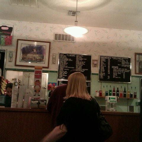 Photo taken at Gunther's Quality Ice Cream by Chyna S. on 1/2/2012