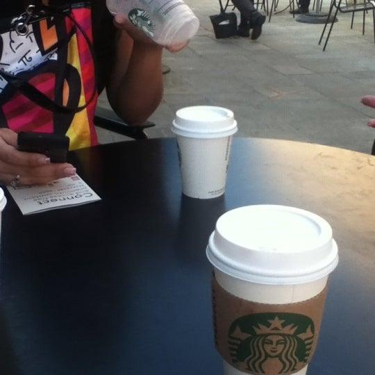 Photo taken at Starbucks by Daniel T. on 4/8/2012