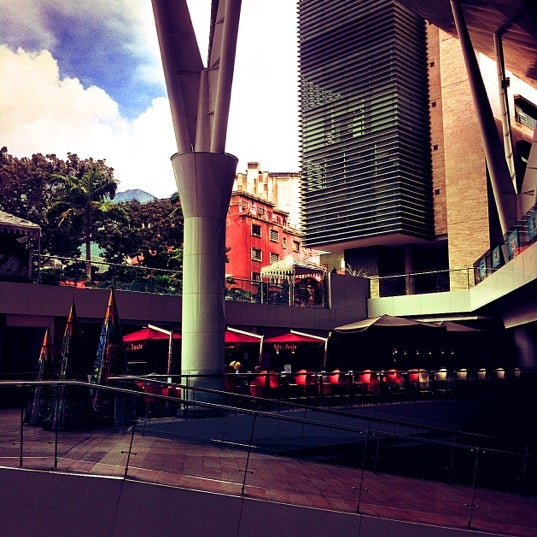 Photo taken at Millennium Mall by Luis S. on 12/13/2011