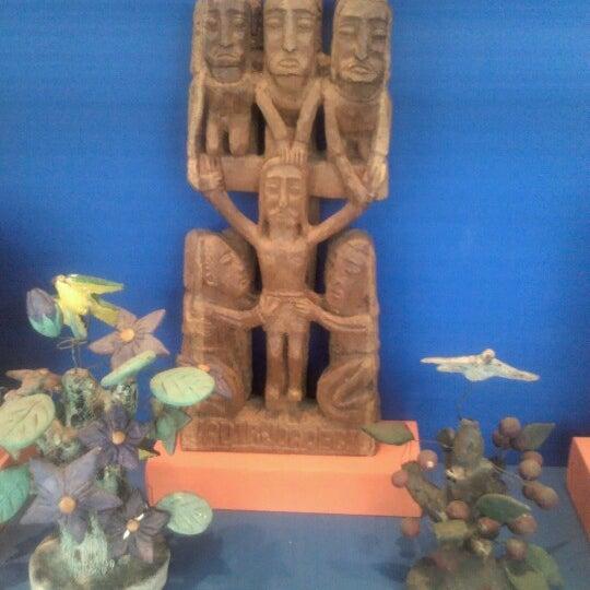 Foto tirada no(a) Museu Afrobrasil por Nati T. em 7/24/2012