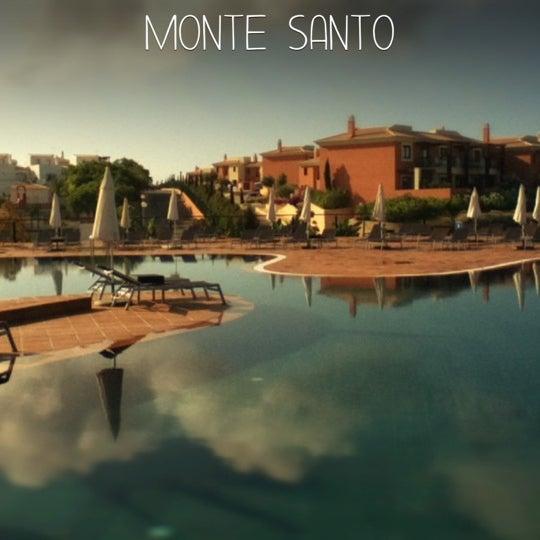 Foto tirada no(a) Monte Santo Resort por Asholiday em 7/27/2012