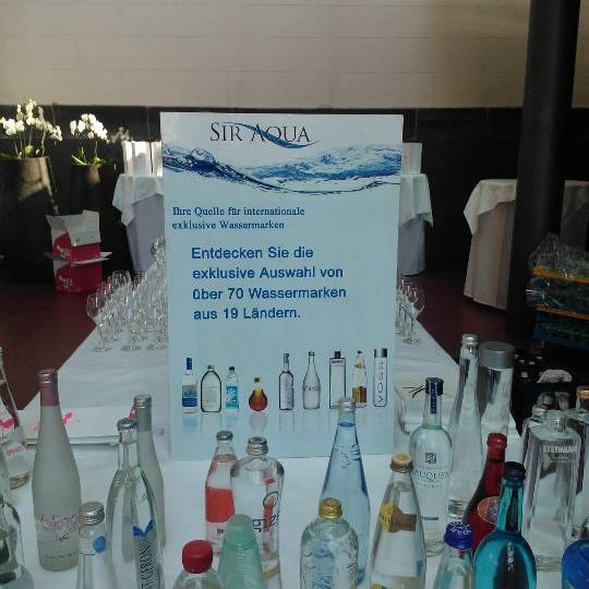 Watertasting im Holbeins