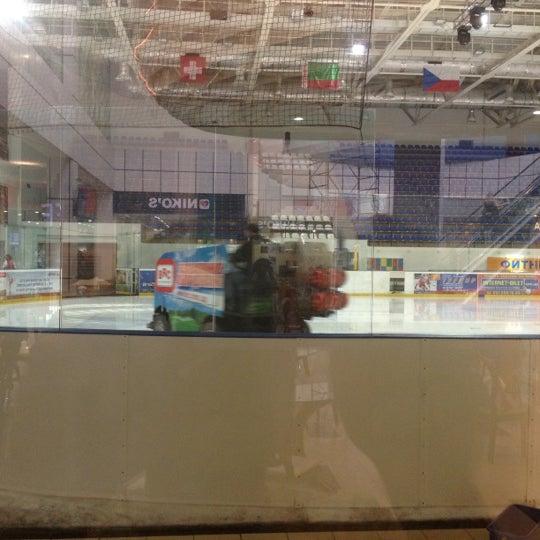 Снимок сделан в Айс Холл / Ice Hall пользователем Ny Eto Je 7/20/2012