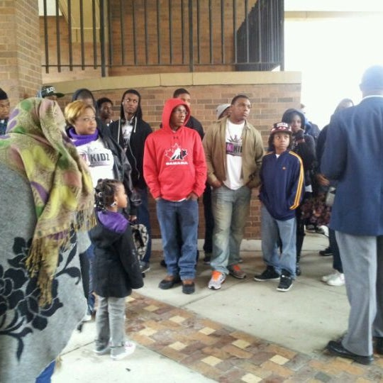 Photo taken at Birmingham Civil Rights Institute by Jess M. on 2/18/2012