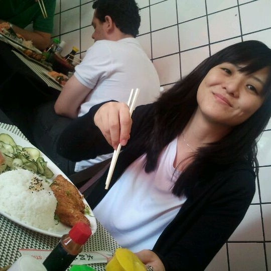 Photo taken at Lins Sushi by Renata C. on 10/19/2011