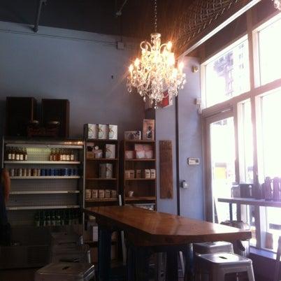 Das Foto wurde bei Culture Espresso von James K. am 8/12/2012 aufgenommen