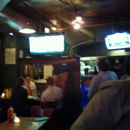 Photo taken at Amsterdam Ale House by Tony M. on 9/18/2011