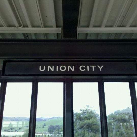 Union City Bart Station 10 Union Sq
