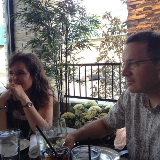 Photo taken at Bluestone Restaurant by Greg R. on 5/12/2012