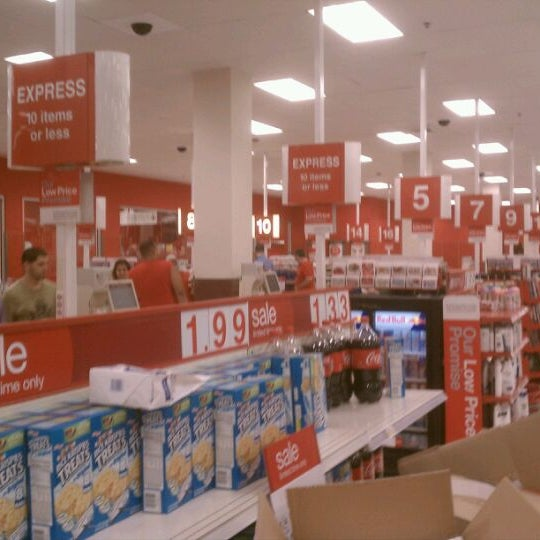 Photo taken at Target by Edmund O. on 8/27/2011