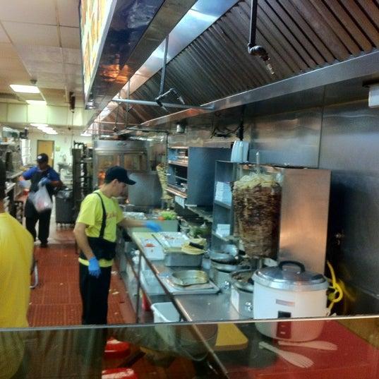 Photo taken at Zankou Chicken by Eric T. on 6/13/2012