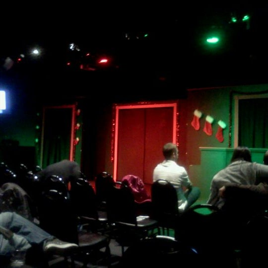 Photo taken at Brave New Workshop Comedy Theatre by Jessie S. on 10/29/2011