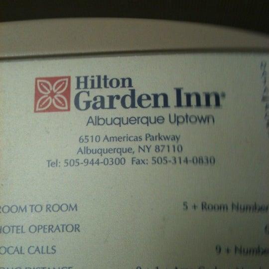 Hilton Garden Inn Uptown Albuquerque - Uptown - Albuquerque, NM
