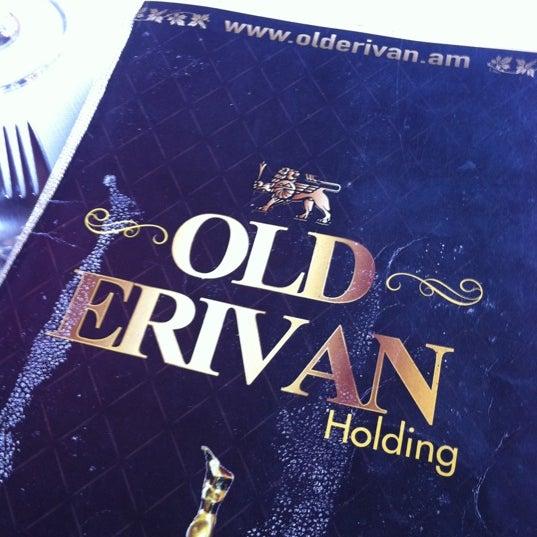 Снимок сделан в Old Erivan Restaurant Complex пользователем stanislav o. 7/31/2012