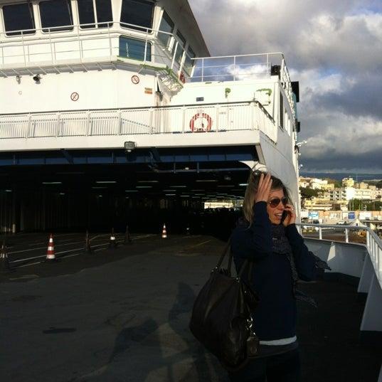 Caronte tourist nave acciarello boat or ferry in for Amaretti arredamenti villa san giovanni