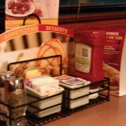Photo taken at Denny's by Nick L. on 1/8/2012