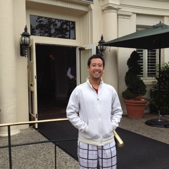 Photo taken at The Lodge at Pebble Beach by Vinh T. on 7/22/2012